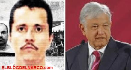 """""""Se equivocaron"""", AMLO negó intercambio del general Cienfuegos por jefe del narco"""