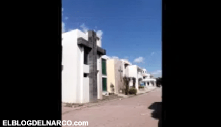 VIDEO Así es uno de los cementerios de narcos más famoso y lujosos del mundo