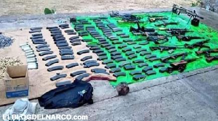 19 muertos y 15 Sicarios del Mencho detenidos es el saldo de un solo día de batalla entre el CJNG y El CDS en Zacatecas