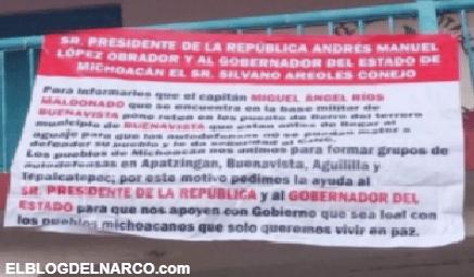Batalla por Michoacán, autodefensas usan de escudos humanos a niños y mujeres ante el avance del CJNG