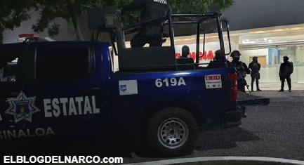 Blindan hospital de Culiacán ante la presencia de hombres armados, reportaron un herido