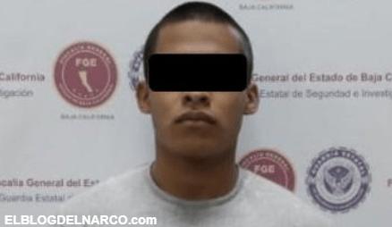 """Cayó en Tijuana un objetivo prioritario del gobierno y miembro del Cártel de el""""Mayo""""yLos Chapitos"""