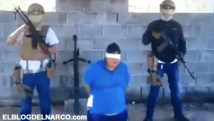 El Cártel del Golfo levanta, interroga y ejecuta a lesbiana por ser espía (VIDEO)