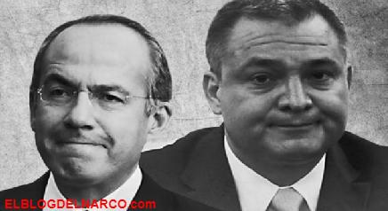 """El """"Mayo"""" y los Beltrán Leyva acordaron sobornar a Felipe Calderón para designar a García Luna"""