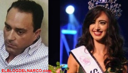 El ex gobernador de Quintana Roo, Roberto Borge, se caso en la cárcel con Miss Sinaloa
