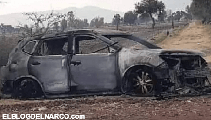 Encuentran calcinada en Guanajuato a pareja de charros, habían desaparecido tras un velorio