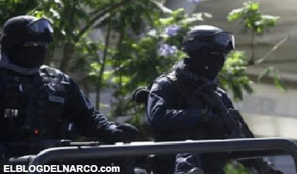 FOTOS: Emboscan sicarios de los 3 blindados a Federales y Estatales en zona de los Zetas CDN y el CDG