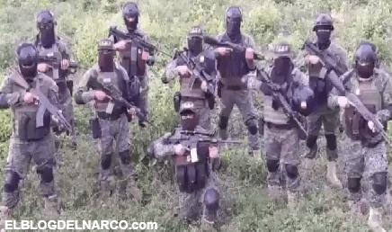 """VIDEO """"No queremos arruinarles su navidad"""", el amenazante mensaje del Grupo Sombra a la población de Veracruz"""