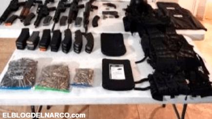 Duro golpe al Cártel del Golfo en Veracruz, cayeron 8 sicarios en Naranjos