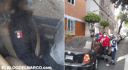 Ejecutan al estilo narco a integrante de Guardia Nacional en plena capital mexicana