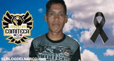 """""""El Zurdo"""" Futbolista Guatemalteco de 22 años es uno de los 19 ejecutados y calcinados por el CDN"""