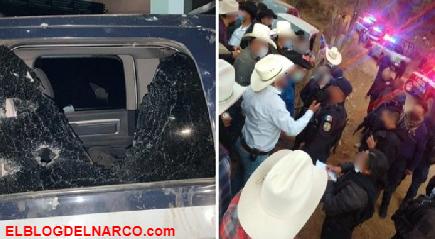 Hieren a cinco policías por clausurar jaripeo en Michoacán que violaba todos los protocolos contra el Covid-19