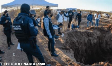 Insólito! Entierran en Narcofosa a tres hombres con todo y coche en Sinaloa
