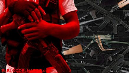La ruta de las armas estadounidenses y europeas a México, 200 mil fusiles ingresan cada año al país