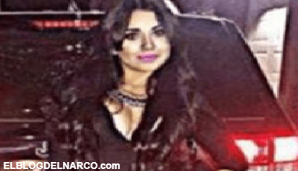 Paty la de los aros, jefa de plaza del CJNG en Veracruz era modelo en su tiempo libre