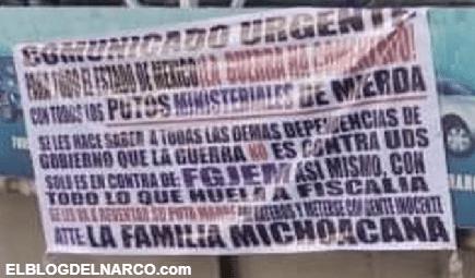 Sicarios del La Familia Michoacana repartieron juguetes en día de Reyes en el Edomex (VIDEO)