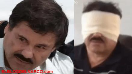 Vendado y 'malo de las muelas', El Chapo es recordado en Tik Tok con un video de su segunda captura