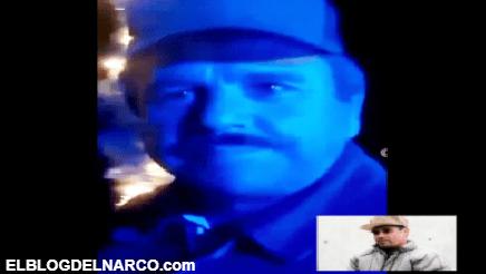 Video donde aparece el Chapo Guzmán, ya lo soltaron o es su clon su parecido es impresionante