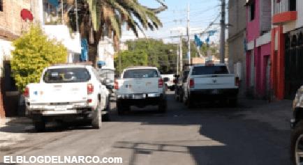 5 muertos y una mujer herida de gravedad deja ataque de Sicarios en Tlaquepaque, Jalisco