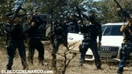 Confirmado de la Gente Nueva al mando del '300', los 5 Sicarios muertos y decapitados por La Linea