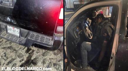 Cuatros sicarios despedazados tras enfrentarse a la Guardia Nacional en Guadalajara (FOTOS)