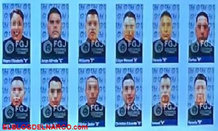 Detienen a 12 Policías quienes habrían ejecutado y calcinado a 19 personas entre Mexicanos y Guatemaltecos