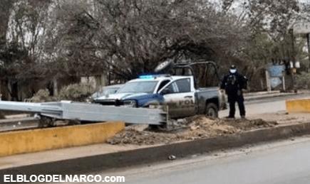 El desafío del Cártel del Golfo en Tamaulipas, desmanteló cámaras de seguridad