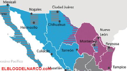 La recomposición del narco en México, Cártel de Sinaloa y CJNG son Cárteles para poderosos