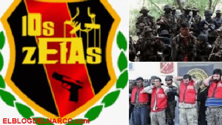 Sentencian hasta con 28 años de prisión a miembros de 'Los Zetas'