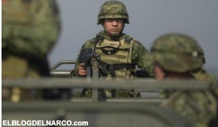 Soldados abaten a cinco Sicarios en un rancho de Doctor Coss, Nuevo León