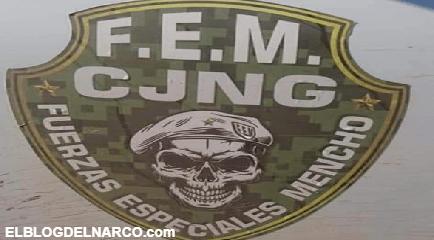 VIDEO Soldados acorralados por el Mencho pidieron apoyo, llego un Helicóptero Artillado