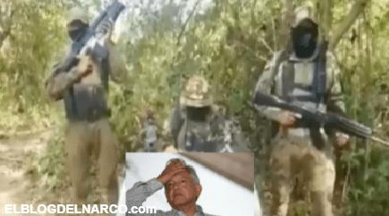 Video donde el CJNG manda mensaje a AMLO y amenaza de muerte a rivales