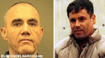 'El Licenciado', se llevó el puño al pecho viendo al Chapo como señal de lealtad, pero se convirtió en sapo y lo traicionó