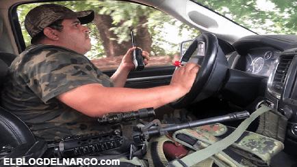 'Tengo 7 años con un rifle colgado estoy enfadado, pero si lo suelto me matan' dice el Comandante Chopo