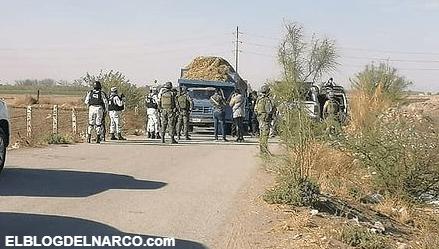 Abandonan a dos ejecutados en Gomez Palacio, Durango