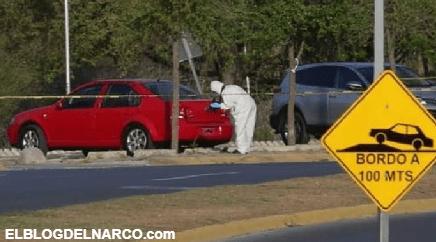 Abandonan dos ejecutados en San Pedro Garza en Nuevo León