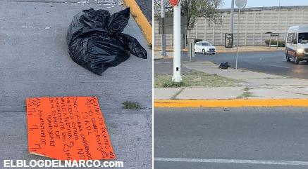 """Abandonaron cuerpos desmembrados en Celaya con narcomensajes del """"M1″"""