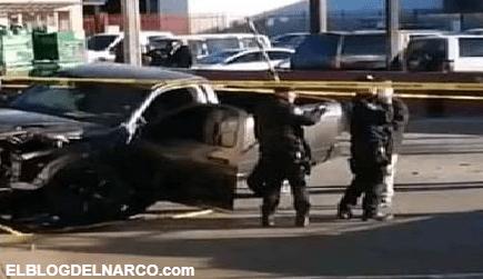 Atentado en contra de ex director de la Policía en Nogales, Sonora