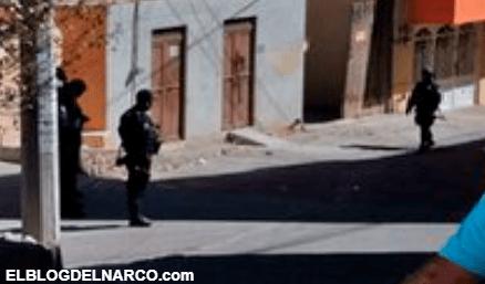 Balacera entre CDS y CJNG los límites de Zacatecas y Durango dejó dos muertos y 10 heridos
