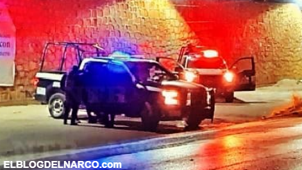 Capturan a seis tras atacar a policías estatales en Fresnillo, Zacatecas