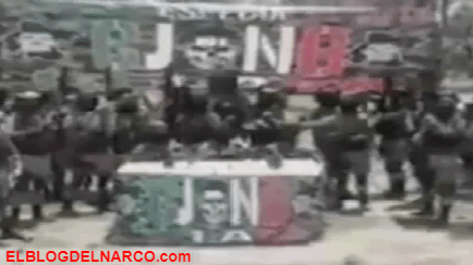 Desmantelan narcocampamento en zona donde el CJNG sufrió derrota (FOTOS)