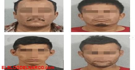 Detienen a cuatro del Grupo Espartano por secuestro en Ciudad Valles