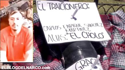 """""""EL Cholo"""" era uno de los narcos más sanguinarios pero no tenía orden de aprehensión"""