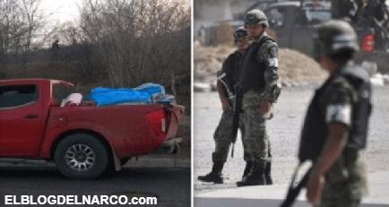 El cáncer del Narco en México, está extendido en 755 municipios por el crimen