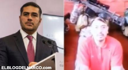 Hijo de la actriz de telenovelas María Sorté niega acusaciones del narco que traicionó al Mencho