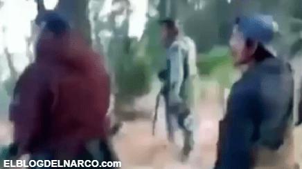 La sangrienta balacera entre sicarios del CJNG contra el Operativo Mayo Zambada