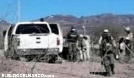 Sicarios de La Línea se enfrentaron a Soldados que iban por los hermanos Bournes González