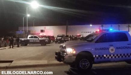 Sicarios que montaron un reten en Magdalena de Kino; Sonora se enfrentan a Militares