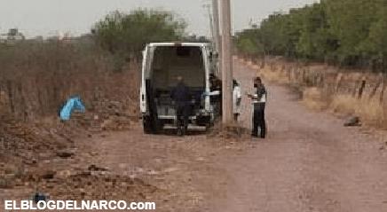 Un grupo armado lo levantan y ejecutan en Culiacán, Sinaloa