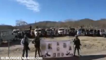 """VIDEO """"Llegamos para quedarnos"""", deslindes del CJNG en SLP y desafíos al """"Vaquero"""""""